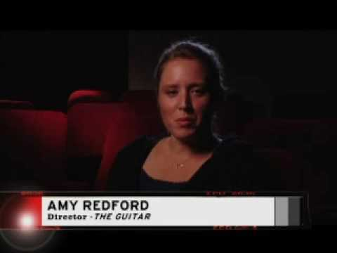 SUNDANCE '08  Meet the Filmmaker: AMY REDFORD