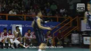 Stadium Jakarta v Satya Wacana Salatiga (Speedy NBL Indonesia 2012-2013 Seri II Jakarta)