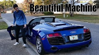 Meet the Audi R8 V10 Spyder