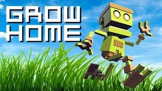 Grow Home ALL SKINS - Gameplay Walkthrough Part 9 - Native Bud