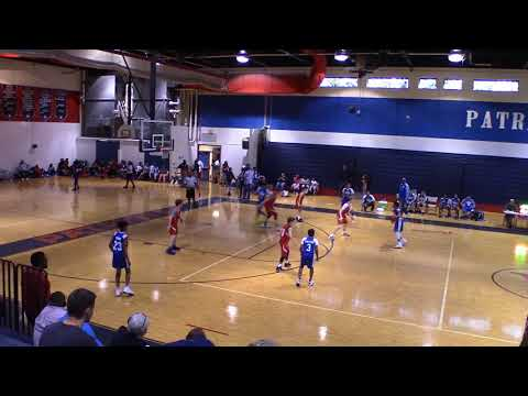 Aaron Brooks 2017 Battlefield Middle School MVP