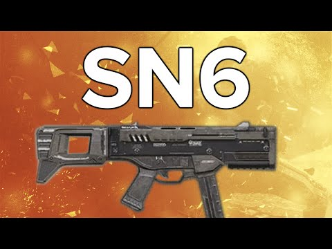 Advanced Warfare In Depth: SN6 SMG Review (& Variants Guide)
