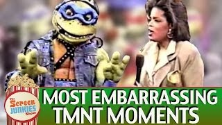 Most Embarrassing TMNT Moments