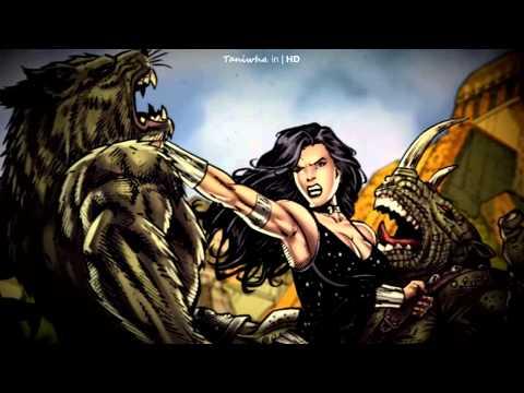 Wonder Girl   DC Universe Online Headline - Giganta Falls Hard