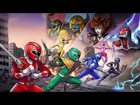 Mighty Morphin Power Rangers: Mega Battle Walkthrough/Live Stream (Part 1)