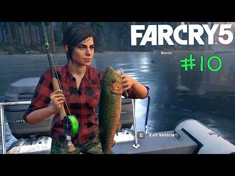 Làm Giàu Không khó Với Thủ Thuật Câu Cá này | Big Bang | Far Cry 5 - Tập 10