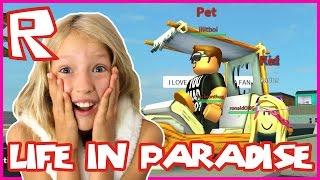 Leben im Paradies - PET WAR | Roblox