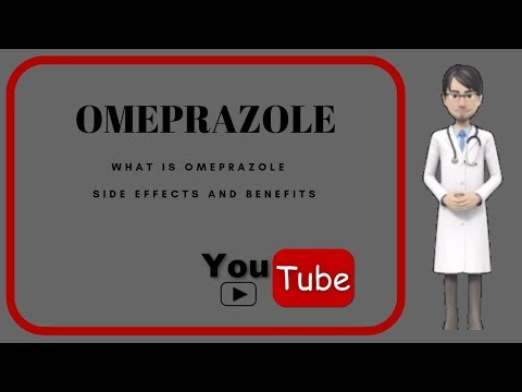 💊What Is Omeprazole?. Side Effects, Uses, Contraindications And Benefits Of Omeprazole (Prilosec)