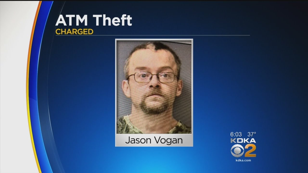 Police: Man Made Fake ATM Deposits Using Empty Envelopes, Withdrew Real Money