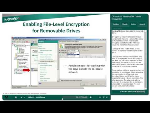 4  Removable Drives Encryption