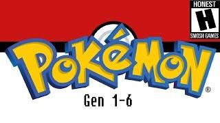 Pokemon Names Gen 1-6 by Smosh Games