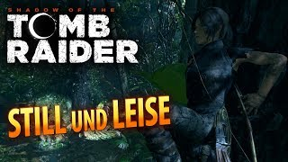 Shadow of the Tomb Raider #041 | Still und leise durch die Nacht | Gameplay German Deutsch thumbnail