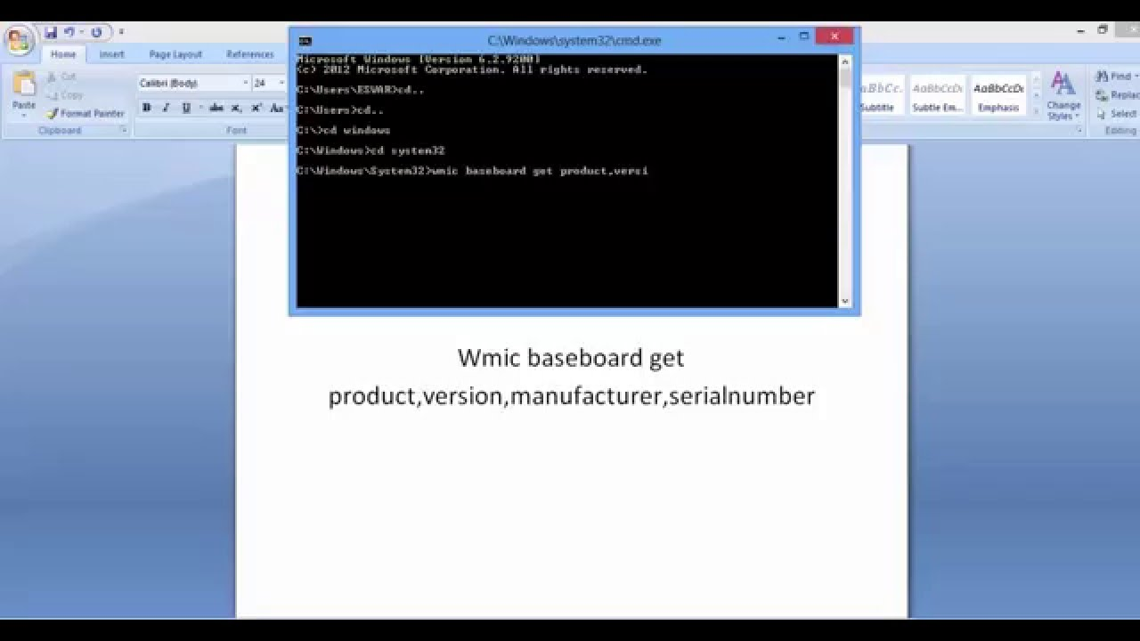How to find your motherboard model number, company name | Download any  motherboard Drivers