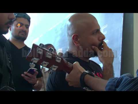 The On Ground Auditions Of The Stage With Vishal Dadlani, Monica Dogra & Other Celabs 1