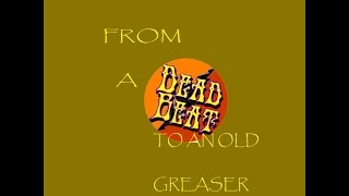 JETHRO TULL  From a deadbeat to an old greaser (HQ) lyrics