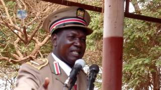 Magu Mutindika has ordered for arrest of politicians inciting locals