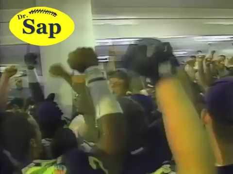 1998 Rose Bowl Michigan Sings The Victors