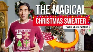 The Magical Christmas Sweater thumbnail