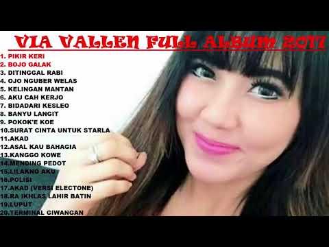 Via Vallen - Pikir Keri Full Album 2018