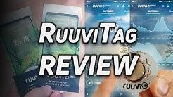 Ruuvi Tag review: Sensors, BLE, JavaScript and lots of nerd