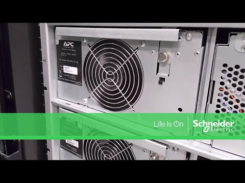 Replacing Power Module on APC Symmetra LX UPS   Schneider Electric Support
