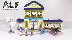 Lego Friends 41005 Heartlake High - Lego Speed Build Review