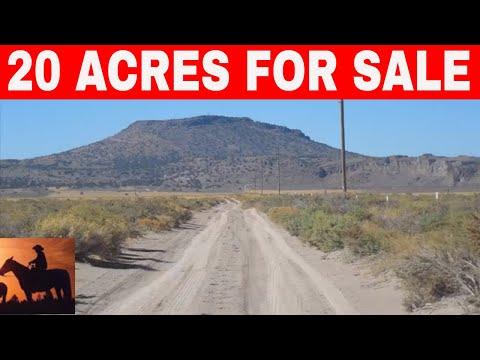 Oregon 20 Acres For Sale Owner Financing