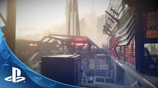 Killzone Shadow Fall Intercept | Co-Op Map Pack | The ATAC Tower & The Canal | PS4