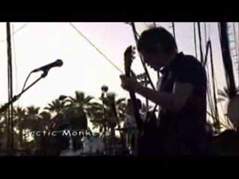 Arctic Monkeys - Coachella Festival 2007