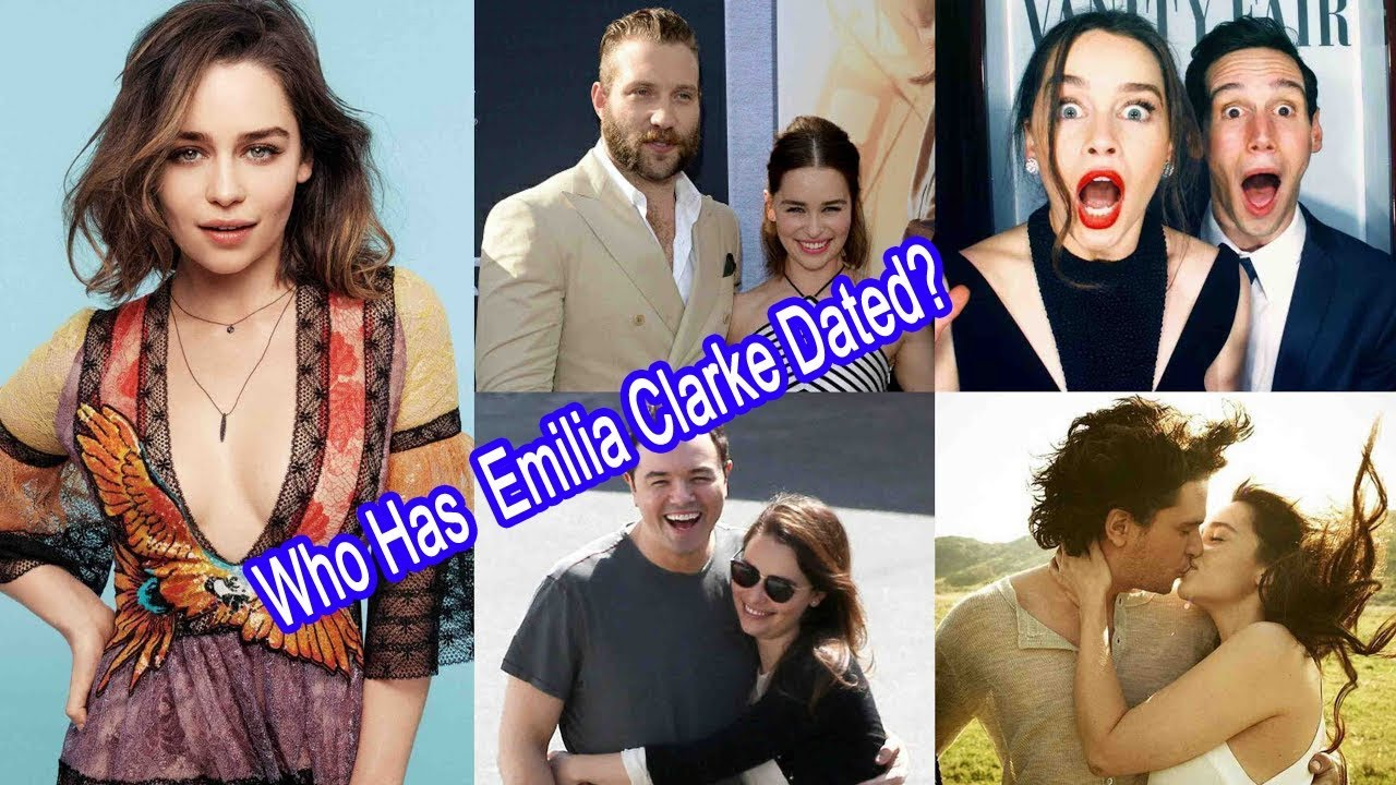 Emilia Clarke youtube interview