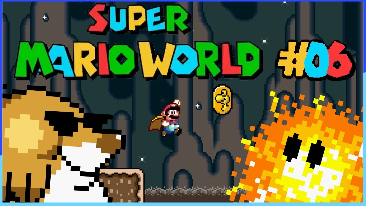 Super Mario World #06