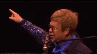 Elton John Jonah Lomu Tribute Wellington Concert NZ Nov 21 2015 | Rugby Video Highlights