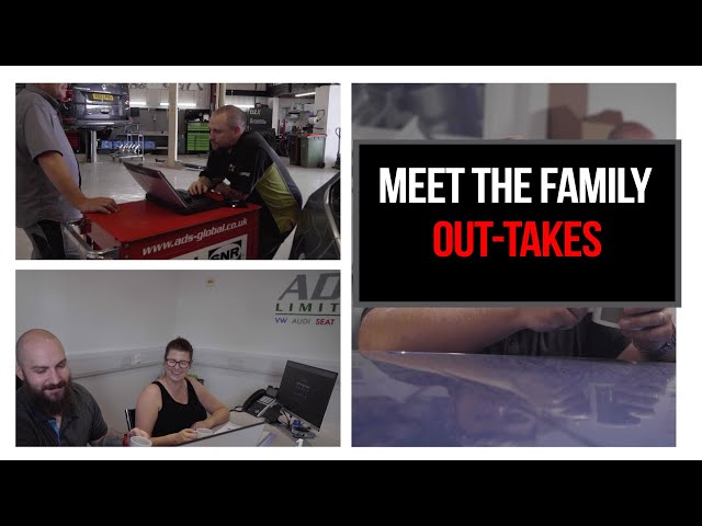 Meet the ADS Automotive Family – Outtakes