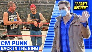 CM Punk SPOTTED In The Ring John Cena WILL NOT BE Returning Becky Lynch TEASER Wrestling News