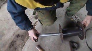 Электро лебедка своими руками Трейлер(В этом видео мы покажем как можно сделать электро лебедку своими руками. Этот ролик обработан в Видеореда..., 2016-03-28T17:37:32.000Z)