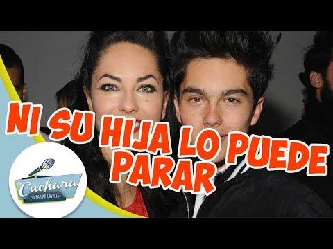 Isabela Camil No Está De Acuerdo En La Actitud De Su Hijastro Sergio Mayer Mori I LA CUCHARA