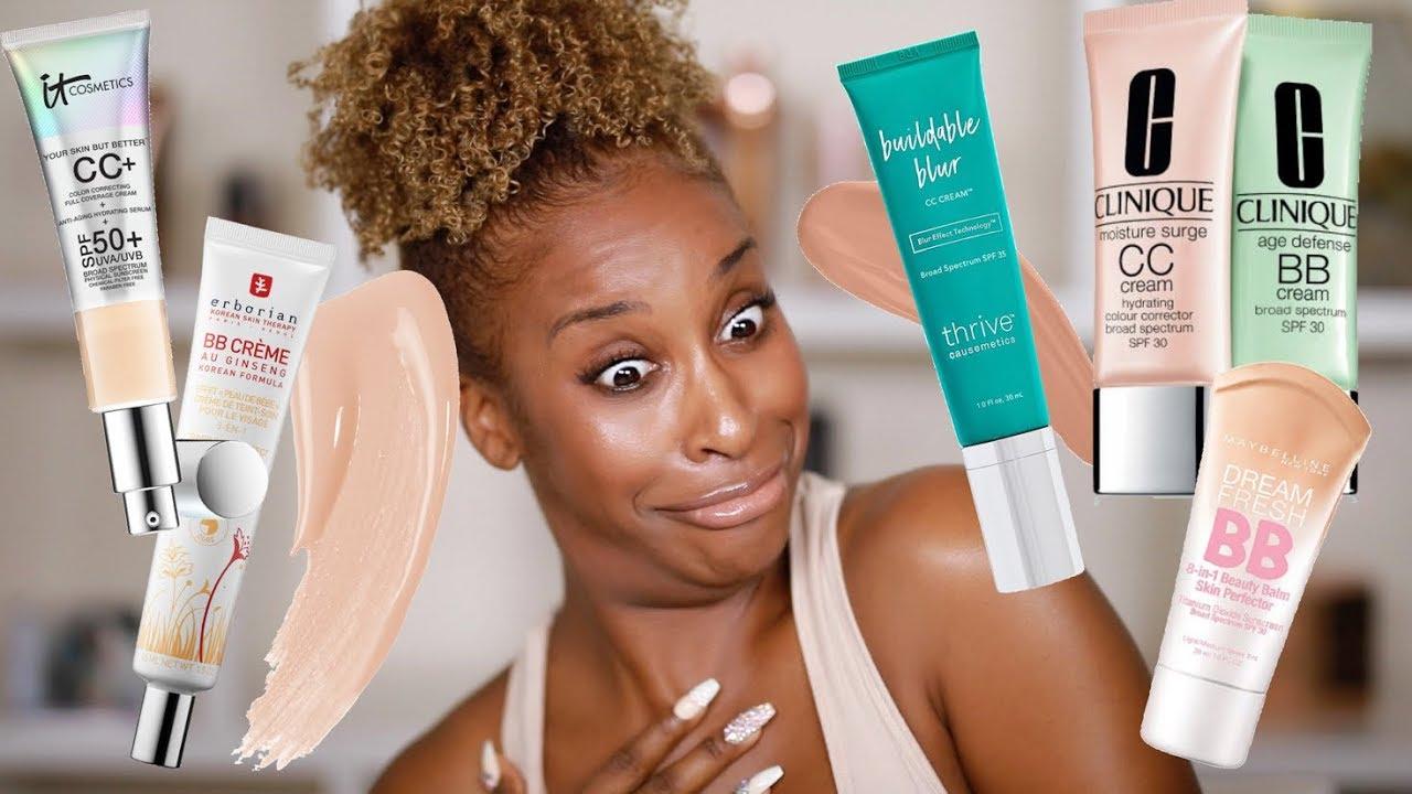 FINALLY A DARK ENOUGH CC Cream!!!!! | Jackie Aina