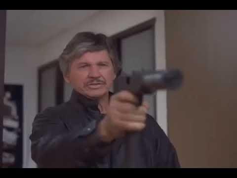 Charles Bronson Vigilante Vengeance  Death Wish 4 1987