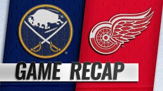 Sabres extend winning streak to nine with 3-2 SO win