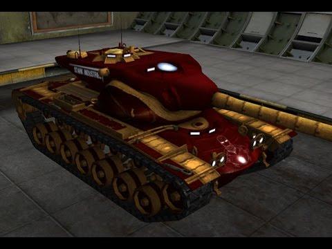 T57 Heavy - Первый взгляд на Первый бой. (Прощай Т54Е1)