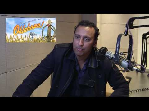 Who knew The Daily 's Aasif Mandvi once starred in... Miami Vice? We cornered him on