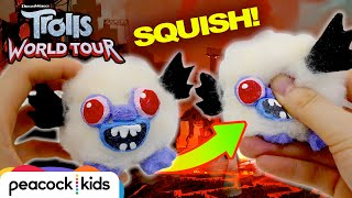 DIY Trolls Squishy: Queen Barbs Bat Debbie | TROLLS WORLD TOUR