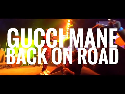 Gucci Mane - Back on Road [ Live Performance ]