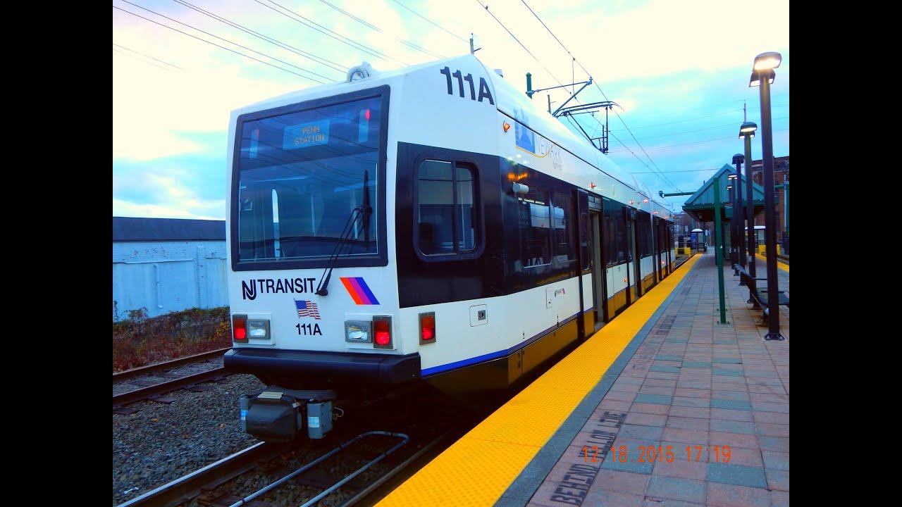 New Jersey Transit Newark Light Rail to Grove Street via