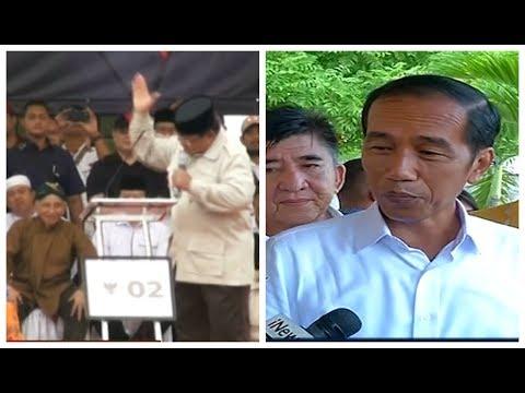 Prabowo Gebrak Mimbar saat Kampanye di Yogyakarta | Jokowi Kampanye di Kupang - BIM 08/04