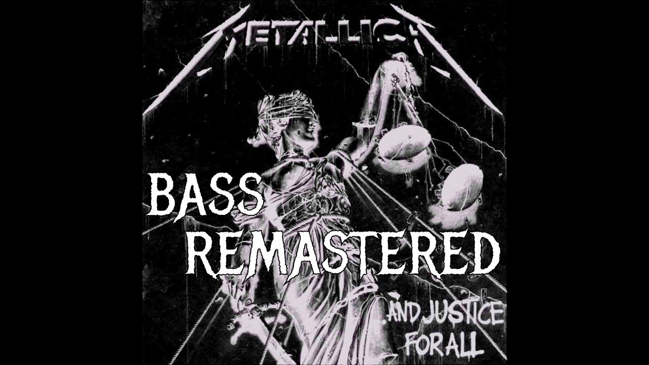 Metallica - And Justice For All (Fan Remaster Full Album Jason Bass) Download now!