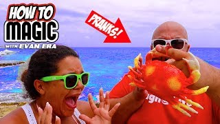 10 MAGIC SUMMER BEACH PRANKS!