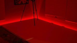 Modern Contemporary Bed Project Led Lighting