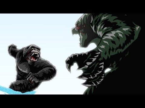 Godzilla Vs King Kong Animated Part 3 3