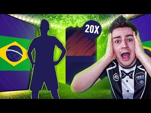 20 WYMIENNYCH PTG! CO ZA TRAFY! | FIFA 18